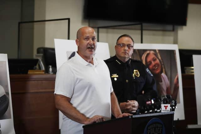 Joe Petito bittet die Öffentlichkeit um Hilfe bei der Suche nach seiner Tochter.