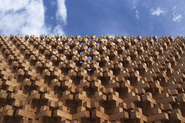 Kigumi Infinity: Atsushi Kitagawaras japanischer Pavillon für die Expo in Mailand 2015