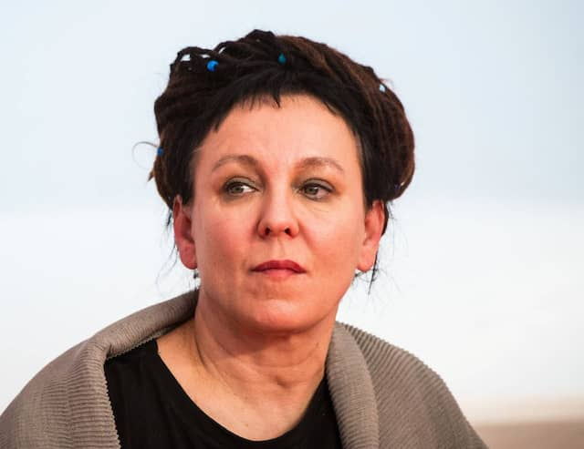 Nobelpreisträgerin 2019: Olga Tokarczuk