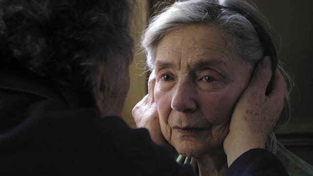 """Eine Szene des französischen Dramas """"Liebe"""" (""""Amour"""") von Michael Haneke, das 2012 zum besten Film des Jahres gekürt wurde."""