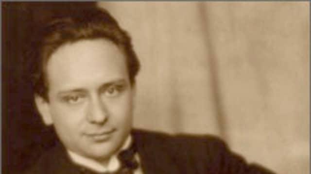 Der Komponist Viktor Ullmann (1898 bis 1944)