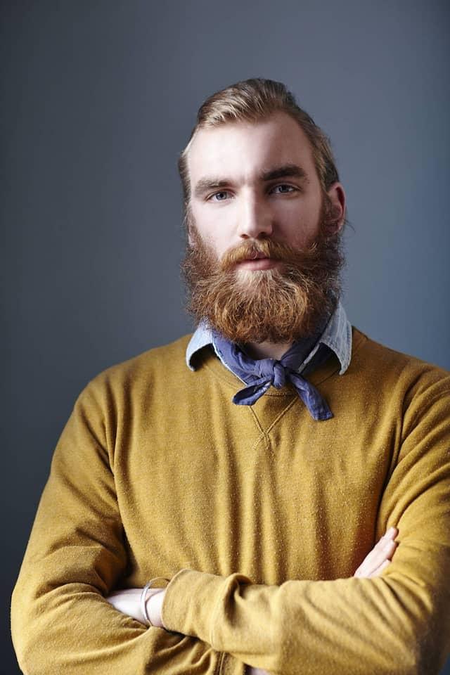 Noch so'n Bart