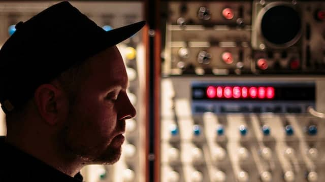 Der Mann an den Reglern: DJ Shadow