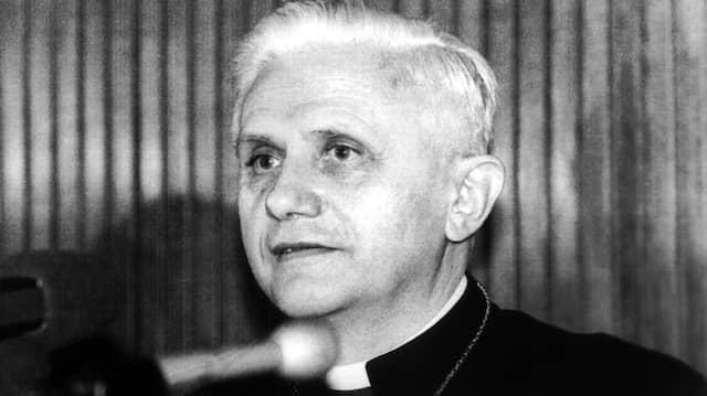 Der junge Joseph Ratzinger provoziert auch noch den heutigen Reformdiskurs.