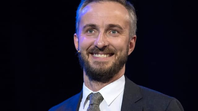 Satiriker Jan Böhmermann