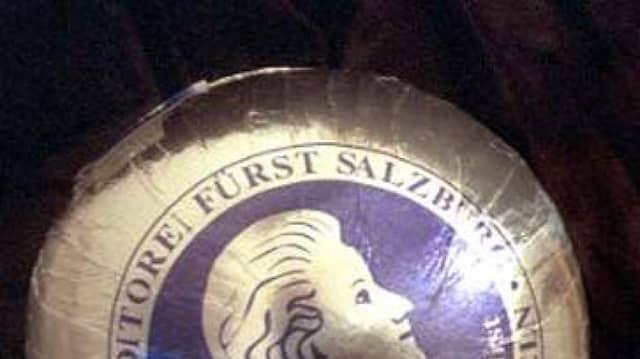 Nur Hostien wurden mehr verzehrt: Mozartkugel