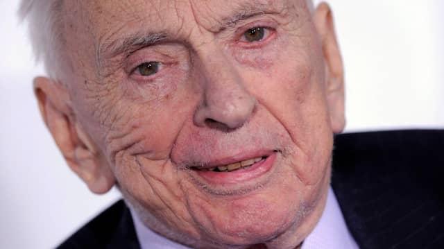 Gore Vidal (3. Oktober 1925 bis 31. Juli 2012)
