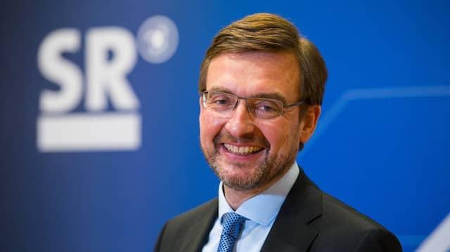 Erst leitete er die Intendanz, jetzt ist er zum Intendanten des Saarländischen Rundfunks gewählt worden: Martin Grasmück.