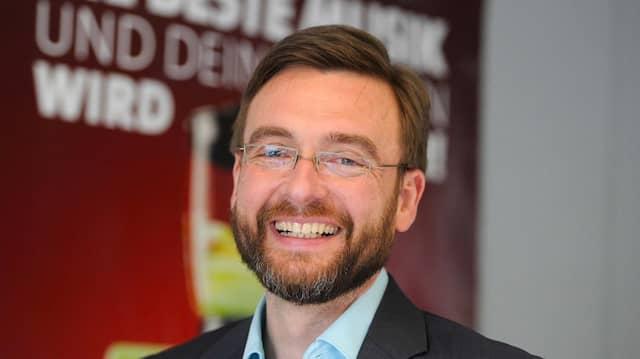 Der neue Intendant des Saarländischen Rundfunks: Martin Grasmück.