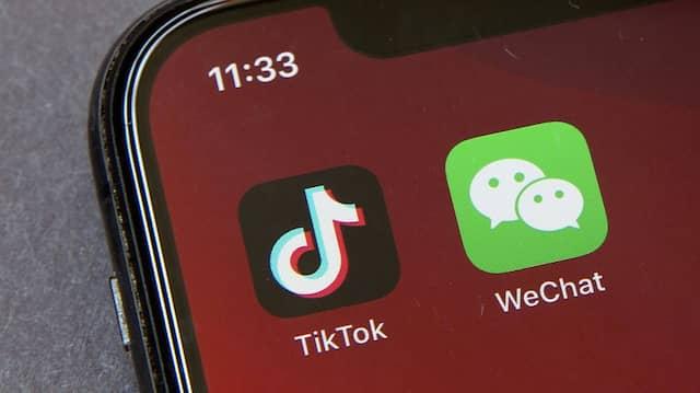 Made in China: Die umstrittenen Smartphone-Programme Tiktok und Wechat