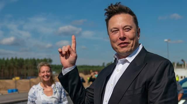 Bei seinem Raumfahrtprogramm SpaceX ist das Ziel meist weit oben, bei Kryptowährungen nicht unbedingt: Elon Musk