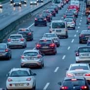 Seit Corona ist der  Verkehr dünner geworden. Das könnte sich auch bei der Versicherung auswirken.