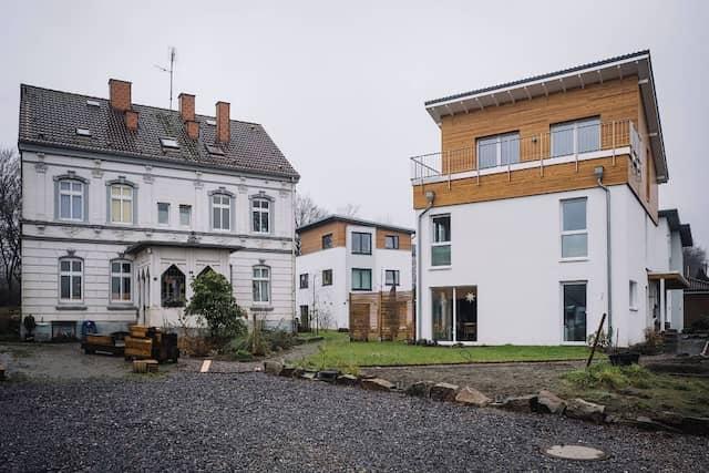 Neu trifft alt: Das Wohnprojekt von Familie Korsch und anderen in Bochum