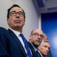 Amerikas Finanzminister Steven Mnuchin
