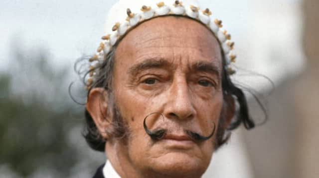 Oh, mein Papa, Salvador Dali?