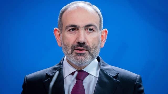 Gefechte Berg Karabach Armenien Ruft Kriegszustand Aus