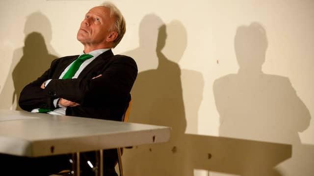 Jurgen Trittin Gottinger Verhaltnisse Portrats Personalien Faz