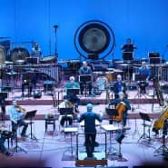Mit Abstand und doch von großer Intensität: Festakt zum 40. Geburtstag des Ensemble Modern in der Alten Oper Frankfurt