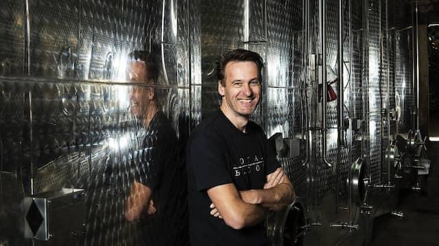 Tatkräftiger Weinmacher: Alexander Gysler hat das elterliche Weingut im Alzeyer Ortsteil Weinheim 1999 übernommen.