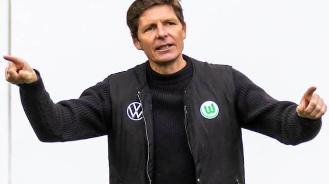 Von Wolfsburg nach Frankfurt. Oliver Glasner trainiert in Zukunft die Eintracht.
