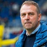 Hat keine Rechnung offen: Bayern Münchens Trainer Hansi Flick