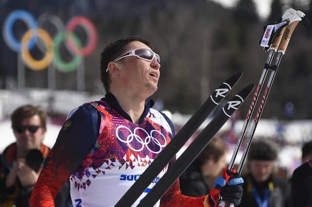 Noch nicht bereit zur Aufgabe: Legkow will um Olympia kämpfen