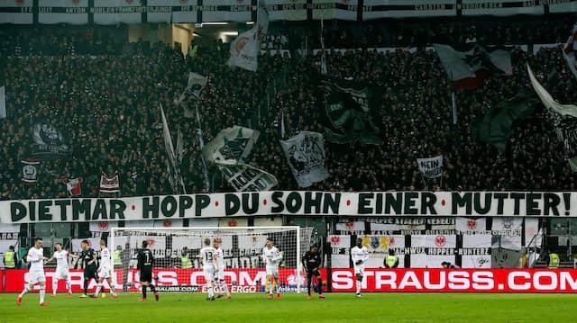 Ziel wüster Beschimpfungen von Teilen der Fußball-Fans: Dietmar Hopp