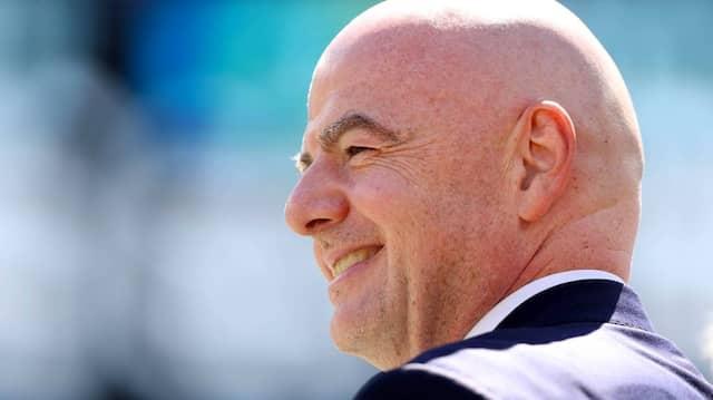 Will gerne mehr Weltmeisterschaften: Fifa-Chef Gianni Infantino