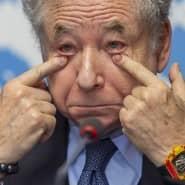 Jean Todt ist Präsident des Internationalen Automobil-Verbandes und war früher bei Ferrari.