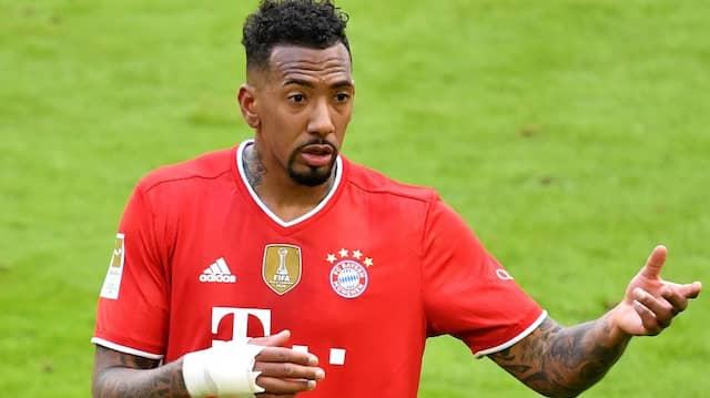 Jérôme Boatengs Zeit beim FC Bayern neigt sich offenbar dem Ende zu.
