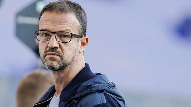 """Das Projekt """"Eintracht Frankfurt"""" ist für Fredi Bobic abgeschlossen."""
