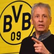 Borussia Dortmund sollte es weiter mit Trainer Lucien Favre versuchen.