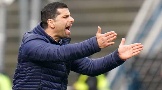 Soll die Schalker auf Kurs bringen: Dimitrios Grammozis