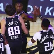 """Was alles zählt: Spieler der Sacramento Kings fordern neben """"Black Lives Matter"""" Respekt, Gleichheit und Bildung."""