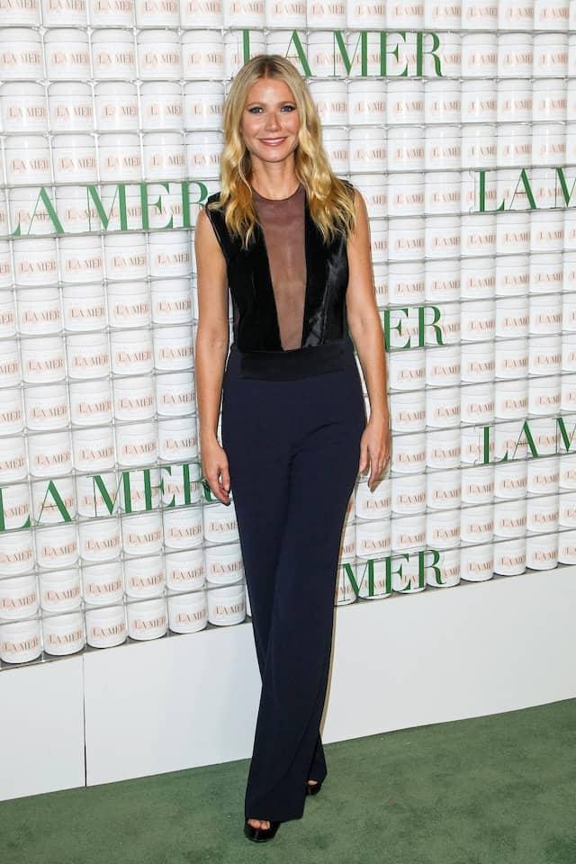 2015: Gwyneth Paltrow bei einer Party der Beautymarke La Mer