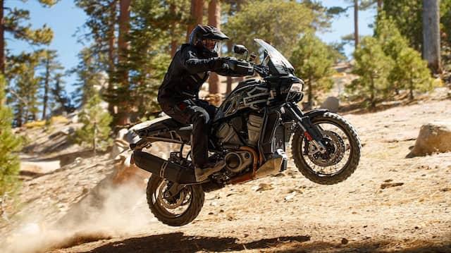 Harley-Davidsons Prototyp für die kommende Pan America