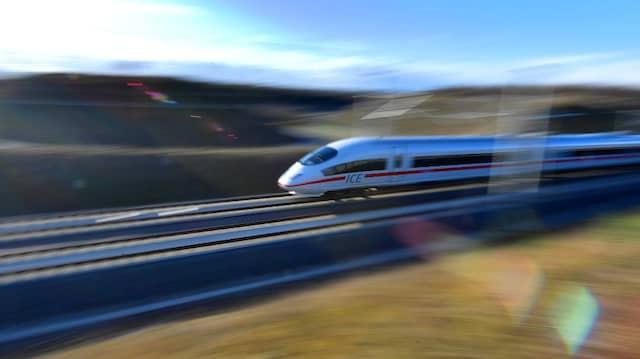 Schon zwei Tage vor der offiziellen Inbetriebnahme zum Fahrplanwechsel am 10. Dezember fiel auf der 10 Milliarden Euro teuren VDE 8 der erste ICE aus.