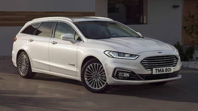 Nur noch als Diesel oder Hybrid: Ford Mondeo Turnier