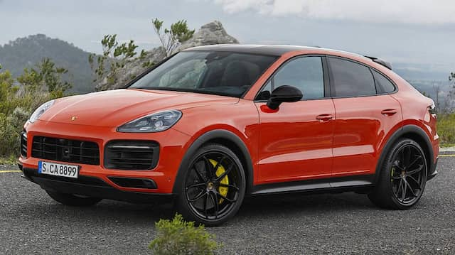 Porsche nennt seine Kreation ungeniert Cayenne Coupé.