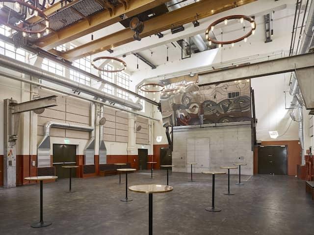 Das Foyer der Tonhalle.