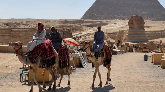 Wie gefährlich sind Reisen nach Ägypten? Die Reiseveranstalter sind uneins.