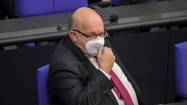 Was wird aus Wirtschaftsminister Peter Altmaier?