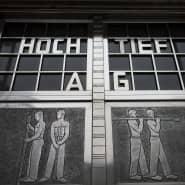 Die Konzernzentrale von Hochtief in Essen.