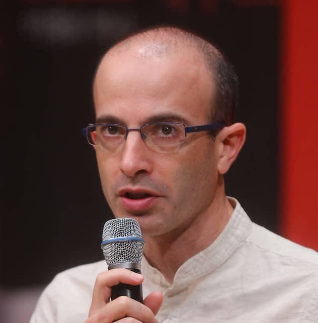 """Yuval Noah Harari ist durch sein Buch """"Homo Deus"""" weltbekannt geworden."""
