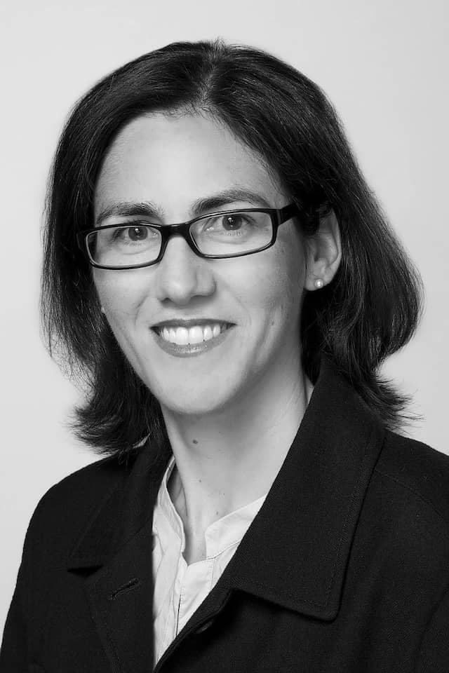 Meinungsforscherin Dr. Yvonne Schroth