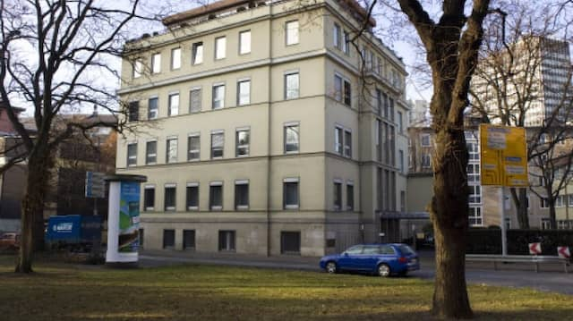 Frankfurt Konsulat Russland