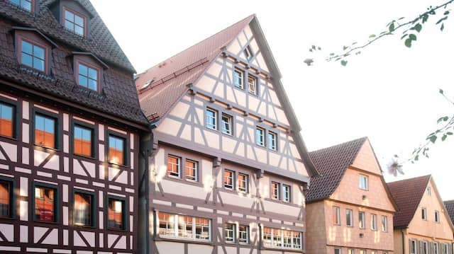 Das Fachwerkhaus in Weil der Stadt