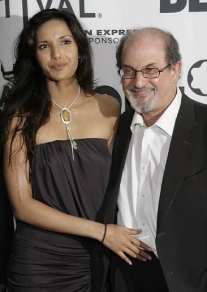 Salman Rushdie, Padma Lakshmi