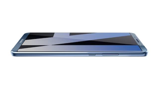 Das Phablet hat Maße von 74,5 x 154,2 x 7,9 Millimeter