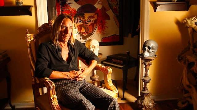 """""""Ich möchte einfach so sein, wie ich bin"""": Iggy Pop, Mitgründer der Rockn'Roll-Band The Stooges, in einer Szene des Films """"Gimme Danger"""" von Jim Jarmusch, der am 27. April in die Kinos kommt"""